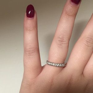 NWOT Sterling silver ring